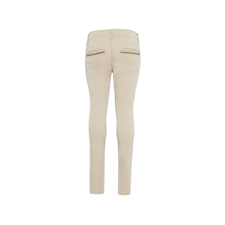 Slim-Fit Chino Pants in beige by Name It