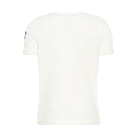 NAME IT T-Shirt Wild Boys made of organic cotton in white