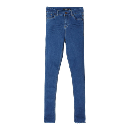 Name It High Waist Skinny Fit jeans for girls in blue