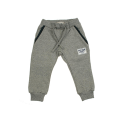 Sweatpants in grey by Name It