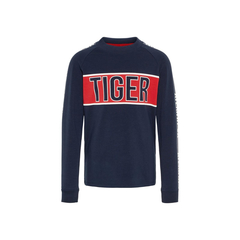 Jungen Longsleeve TIGER in blau von Name It