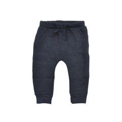 Unisex baby sweatpants in blue by Blue Seven